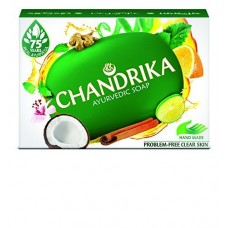 Chandrika Ayurvedic Soap, 75g