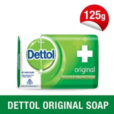Dettol Original Soap, 75gm (Pack of 3) with Rs 9 Off