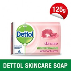 Dettol Skincare With Moisturizers 75g (Pack of 3) (save 9)