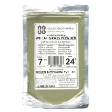 Organic Wheat Grass Powder - Gluten Free (800 gm / 28 oz / 1.76 lb)