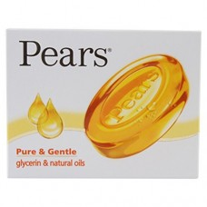 Pears Pure & Gentle Soap Bar 75gm - Pack of 108