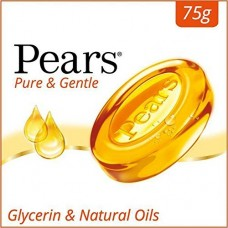 Pears Pure and Gentle Bathing Bar, 75g