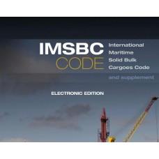 IMSBC CODE 2009